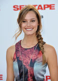 Bailey Noble. LOS ANGELES, CA - JULY 10, 2014: Bailey Noble at the world premiere of Sex Tape at the Regency Village Theatre, Westwood Stock Image