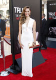 Bailey Noble. At the Season 7 premiere of HBO's 'True Blood' held at the TCL Chinese Theatre in Los Angeles, United States, 170614 Stock Photos