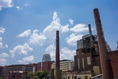 Bailey Power Factory Imágenes de archivo libres de regalías