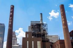 Bailey Power Factory Foto de archivo libre de regalías