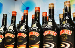 Baileys. Sold in a liquor store Stock Photo