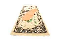 Bailout royalty-vrije stock fotografie