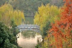 Bailuzhou park Royalty Free Stock Photos