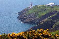 Baily irish lighthouse Stock Photos
