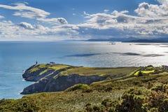 Baily-Leuchtturm, Howth, Irland lizenzfreie stockfotografie