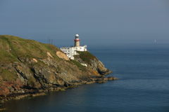 Baily lighthouse Royalty Free Stock Images