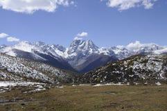 Baima Snow Mountain Royalty Free Stock Images