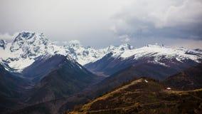 Baima Snow mountain Royalty Free Stock Image