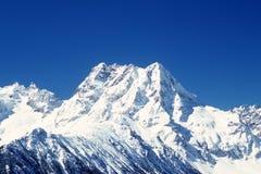 Baimang(Baima) Snow Mountains Royalty Free Stock Photo