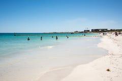 Bain de plage de Coogee Photographie stock