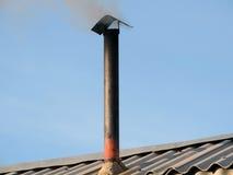 Bains de cheminée Image libre de droits