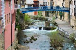 Bains (France) Royalty Free Stock Photo