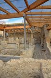 Bains romains en Espagne, Caldes de Malavella Photos stock