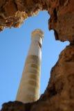 Bains thermiques d'Antonin à Carthage Photos stock