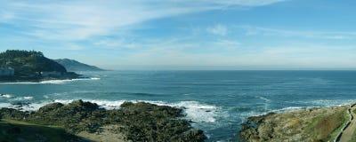 Baiona Coastline Royalty Free Stock Image