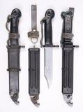Baionette orientali del AK47 Fotografia Stock Libera da Diritti