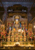 baiqoi Buddha monaster Zdjęcia Royalty Free