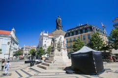 Bairro Alto, Lisbon, Portugal Royalty Free Stock Photography