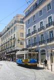 Bairro Alto, Lisbon, Portugal Stock Image