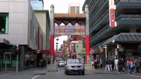 Bairro chinês de Melbourne filme