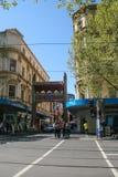 Bairro chinês em melbourne, Austrália Foto de Stock