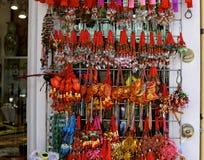 Bairro chinês Trinkets2 Imagens de Stock