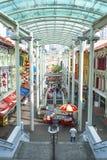 Bairro chinês de Singapura Fotografia de Stock Royalty Free