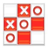 Baisers de XOXO Photo libre de droits