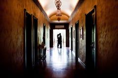 Baisers Romance Image libre de droits
