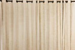 rideau en rail d'Anneau-dessus photographie stock libre de droits