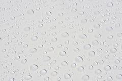 Baisse de l'eau Image stock