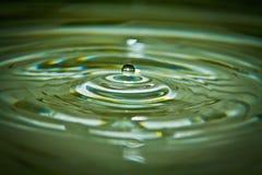 Baisse de l'eau Photos libres de droits