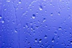 Baisses abstraites de l'eau Photos stock