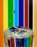baisses de couleurs Photos libres de droits