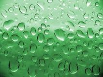 Baisses de l'eau Image stock