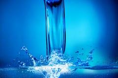 Baisses de l'eau Photos stock