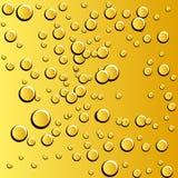 Baisses de pétrole Photo stock
