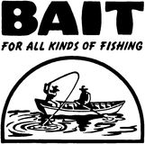 Bait 2 Royalty Free Stock Photos