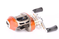 Bait casting reel Stock Photos