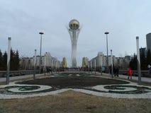 Baiterek in Astana Stock Photo