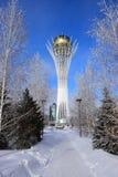 The BAITEREK tower in Astana / Kazakhstan Royalty Free Stock Image