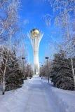The BAITEREK tower in Astana / Kazakhstan Stock Photography