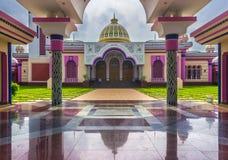 Baitul Aman Mosque Barishal, Bangladesh immagini stock