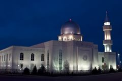 baitunnur μουσουλμανικό τέμενο&si Στοκ εικόνες με δικαίωμα ελεύθερης χρήσης