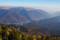 Baiului Mountains Royalty Free Stock Photos