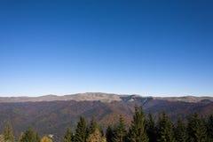 Baiului mountains, Sinaia, Prahova Stock Photography
