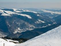 Baiului mountains Royalty Free Stock Image