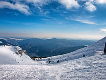 Baiului mountains Royalty Free Stock Images
