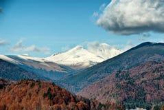 Baiului mountains Royalty Free Stock Photography