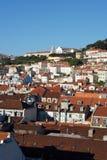 Baixa, Lisbon, Portugal Royalty Free Stock Images